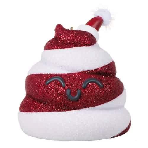 2021 Crappy Christmas Hallmark ornament (QGO2302)