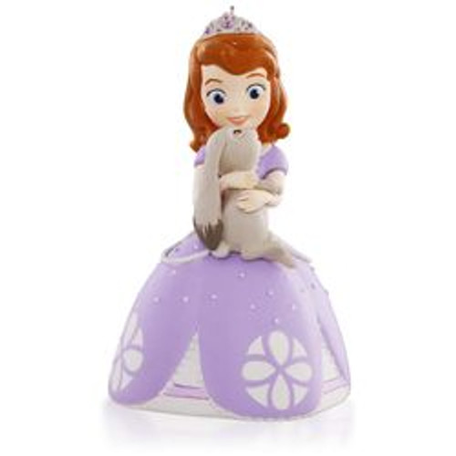 2015 Disney - Sofia and Clover...BFFs