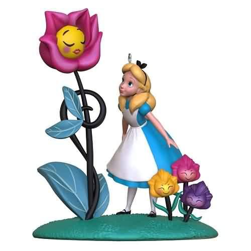 2021 Disney - Alice In Wonderland 70th Anniv Hallmark ornament (QXD6452)