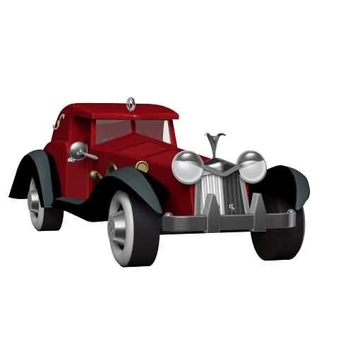 2021 Disney - Cruella - A De Vil-ish Ride Hallmark ornament (QXD6455)