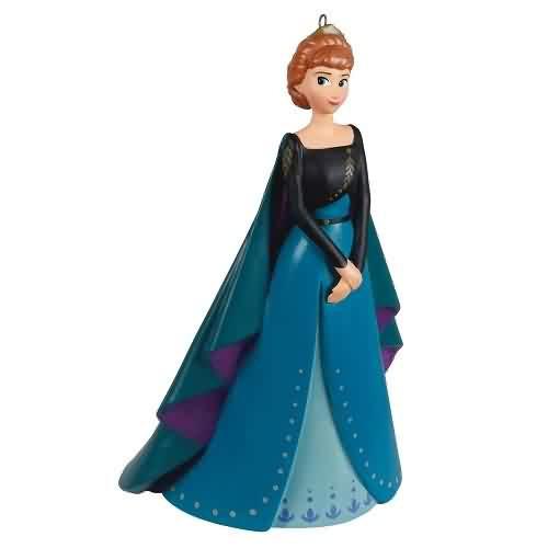 2021 Disney - Frozen - Queen Anna Hallmark ornament (QK1345)
