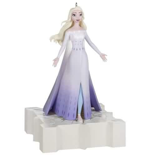 2021 Disney - Frozen - Show Yourself Hallmark ornament (QXD6515)