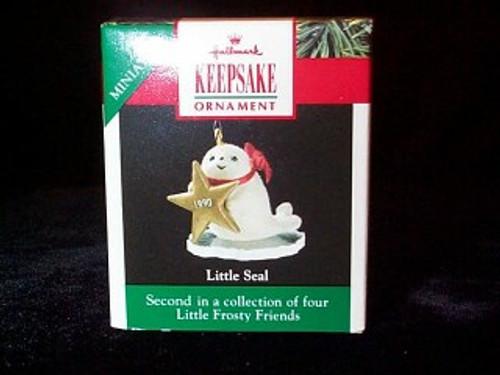 1990 Little Frosty Friends - Seal