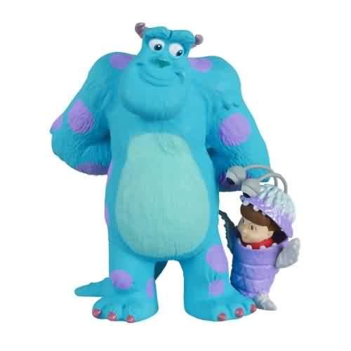 2021 Disney - Monsters Inc - Sulley and Boo 20th Anniv Hallmark ornament (QXD6485)