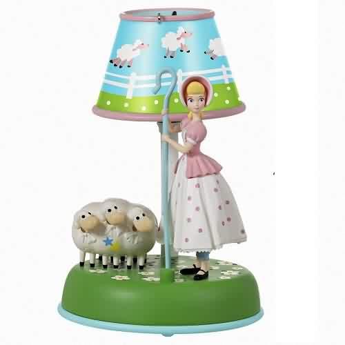 2021 Disney - Toy Story - Bo Peep and  Her Sheep Hallmark ornament (QXD6565)