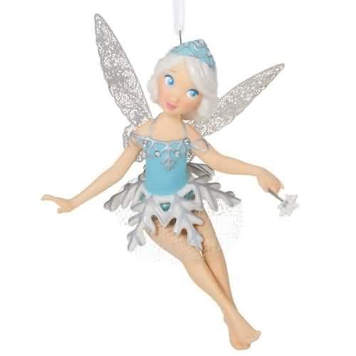 2021 Fanciful Fairy Hallmark ornament (QK2032)
