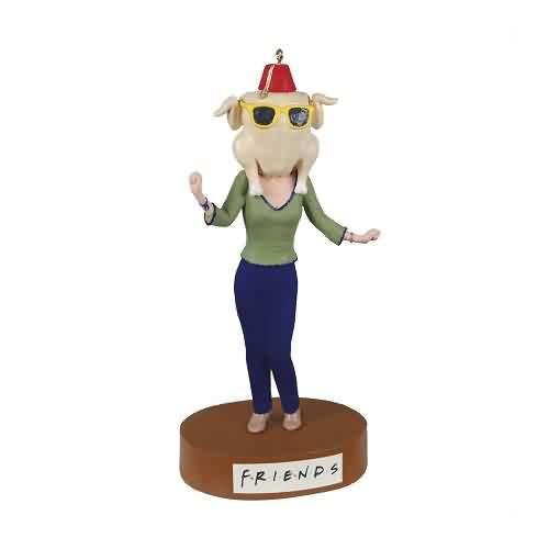 2021 Friends - The One with All the Thanksgivings Hallmark ornament (QXI7115)