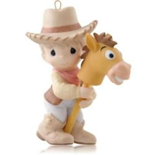 2014 Disney - Woody and Bullseye