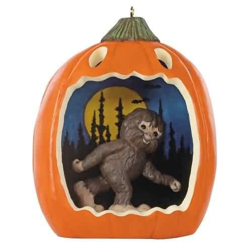 2021 Halloween - Happy Halloween #9 Hallmark ornament (QFO5282)