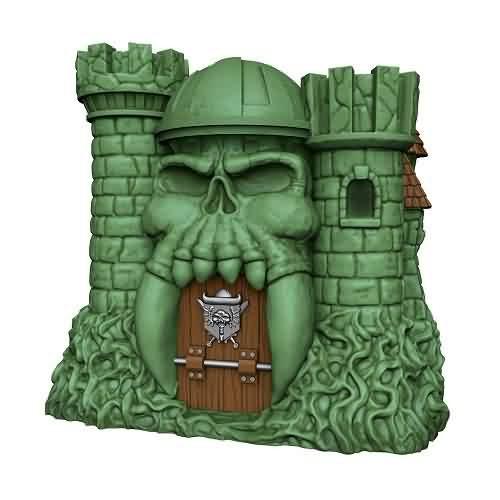 2021 He-Man - Castle Grayskull Hallmark ornament (QXI7405)
