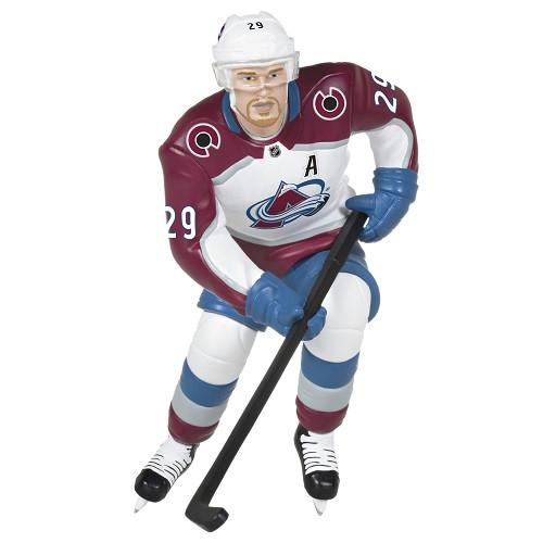 2021 Hockey - Nathan MacKinnon Co Avalanche (QXI7365)