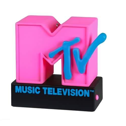 2021 I Want My MTV Hallmark ornament (QXI7615)