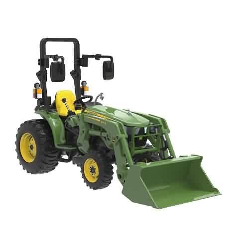 2021 John Deere 3038E Compact Utility Tractor Hallmark ornament (QXI7285)