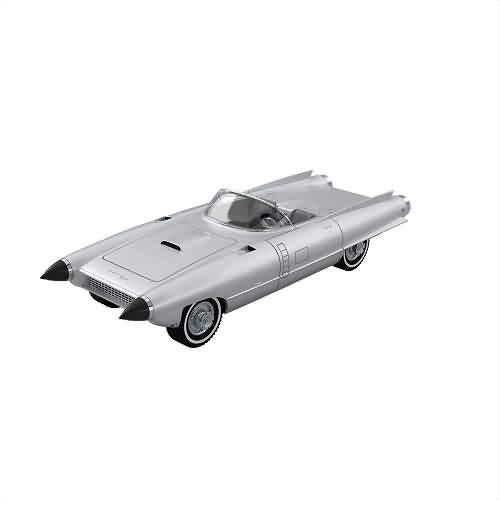 2021 Legendary Concept Car #4 - 1959 Cadillac Cyclone Hallmark ornament (QXR9252)