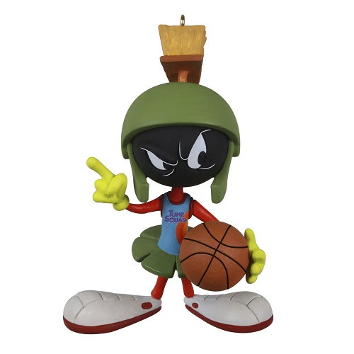 2021 Looney Tunes - Marvin Martian - Space Jam - Ltd (QXE3212)