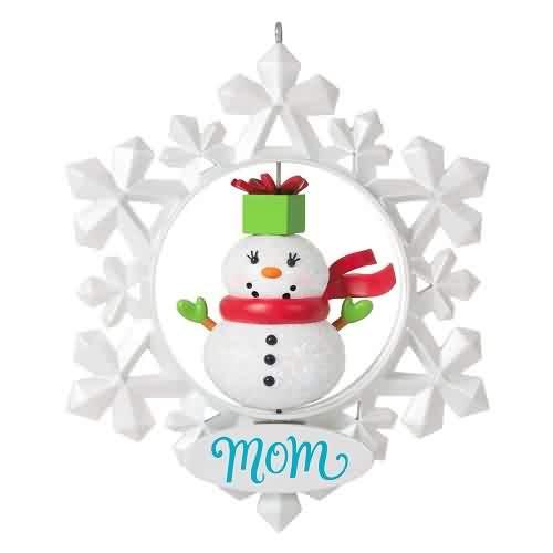 2021 Mom Hallmark ornament (QGO2002)