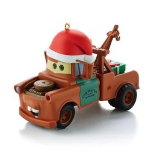 2013 Disney - Pixar - Cars - Mater Peekbuster