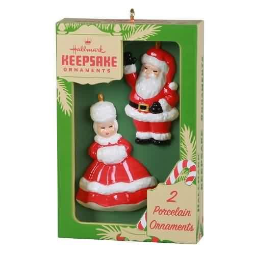 2021 Nifty Fifties - Keepsake Ornaments Hallmark ornament (QGO2102)