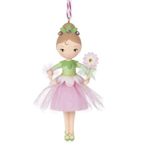 2021 Nutcracker Sweet #3 - Waltz of the Flowers Hallmark ornament (QXC5535)