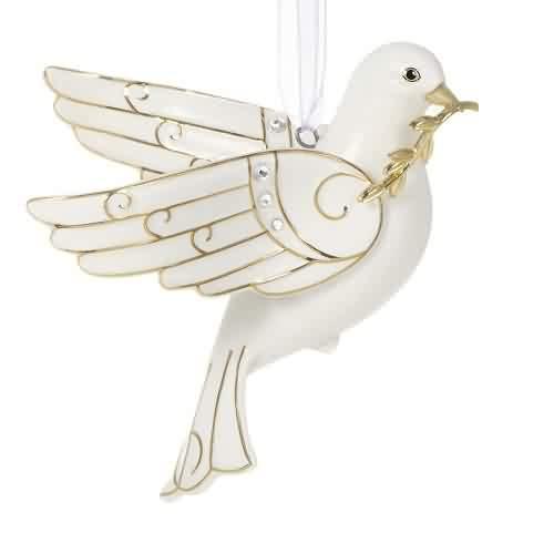 2021 Peace Dove Hallmark ornament (QK2055)