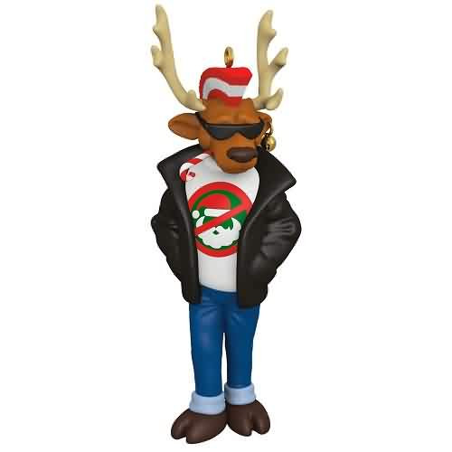 2021 Rebel Reindeer - Ltd Hallmark ornament (QXE3285)