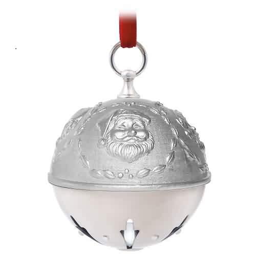 2021 Ring In The Season #7 - Santa Hallmark ornament (QK1382)