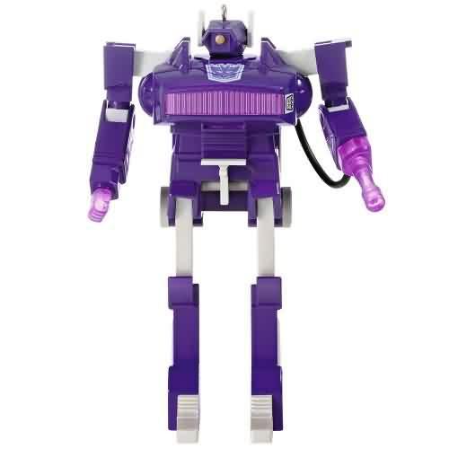 2021 Shockwave Transformers Hallmark ornament (QXI7395)