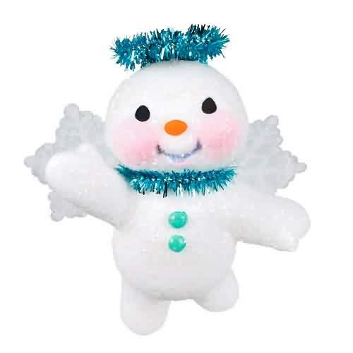 2021 Snow Angel Hallmark ornament (QGO1672)