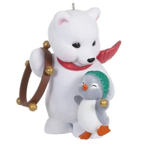 2021 Snowball and Tuxedo #21 - Jingle Bell Pals Hallmark ornament (QXR9165)
