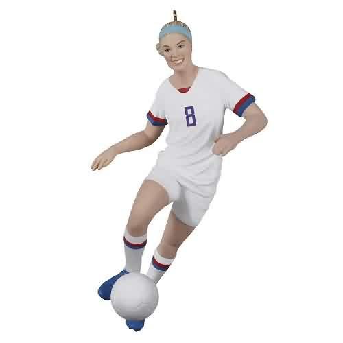2021 Soccer - Julie Ertz Hallmark ornament (QXI7372)