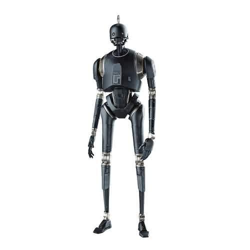 2021 Star Wars - K-2SO - Rogue One - Ltd Hallmark ornament (QXE3272)