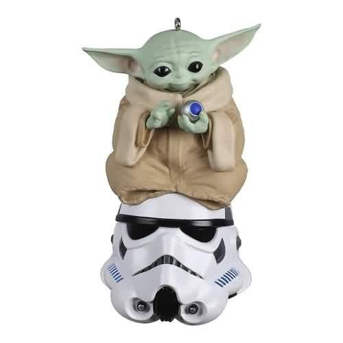 2021 Star Wars - The Child - The Mandalorian Hallmark ornament (QXI7572)