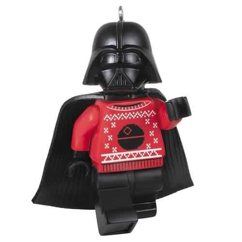 2021 Star Wars Lego - Darth Vader Hallmark ornament (QXI7555)