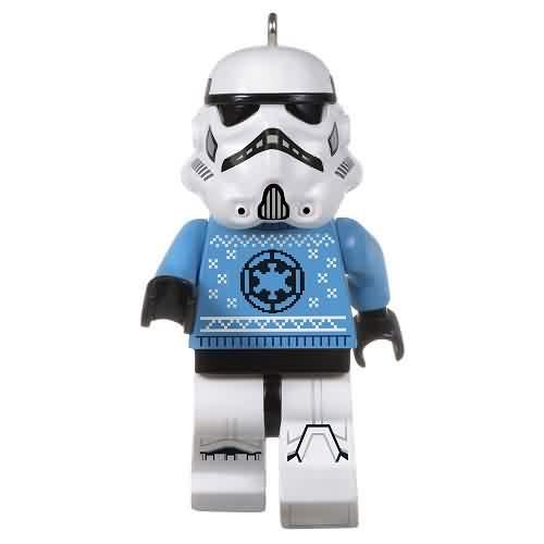 2021 Star Wars Lego - Stormtrooper Hallmark ornament (QXI7562)
