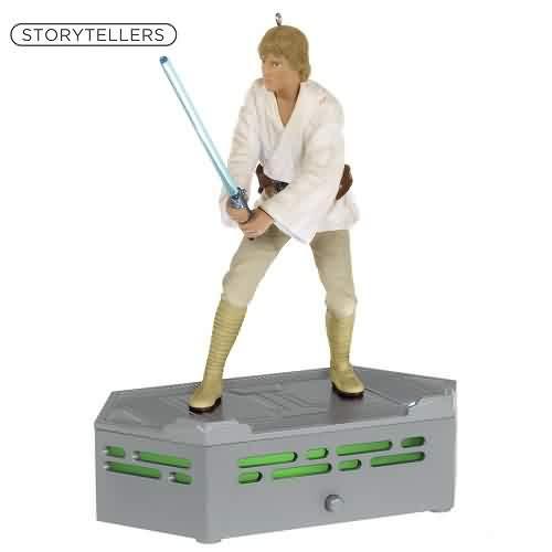 2021 Star Wars Storyteller - Luke Skywalker - A New Hope Hallmark ornament (QXI7325)