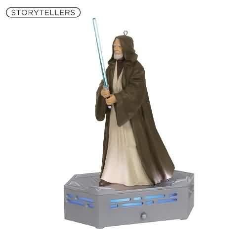 2021 Star Wars Storyteller - Obi-Wan Kenobi - A New Hope Hallmark ornament (QXI7332)