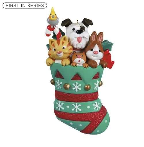 2021 Stocking Stuffers #1 Hallmark ornament (QXR9212)