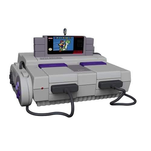 2021 Super Nintendo - Super Nes Console Hallmark ornament (QXI7442)