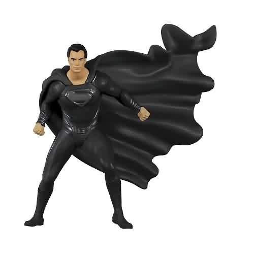 2021 Superman - Zack Snyders Justice League Hallmark ornament (QXI7116)