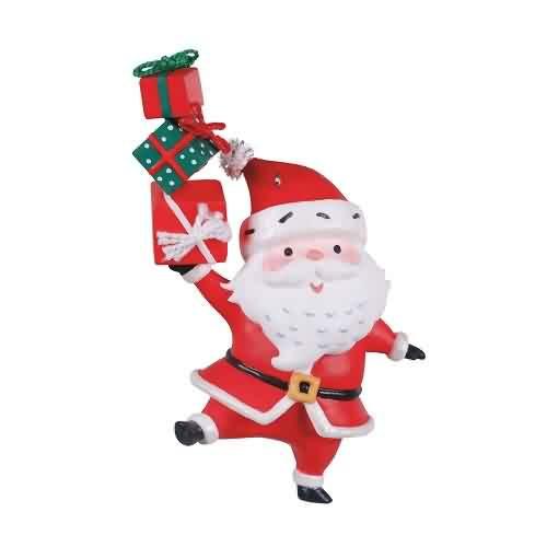 2021 Sweet Santa Hallmark ornament (QGO2405)