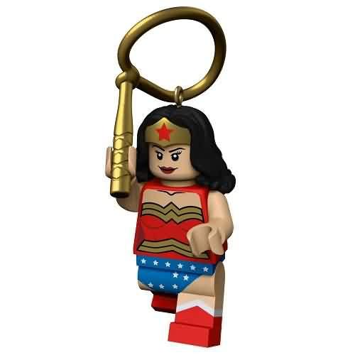2021 Wonder Woman - Lego DC Super Heroes Hallmark ornament (QXI7022)