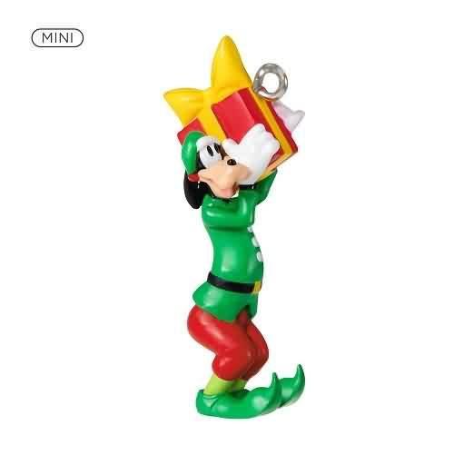 2021 Disney Merry Lil Goofy Hallmark ornament (QXM8225)