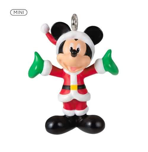2021 Disney Merry Lil Mickey Hallmark ornament (QXM8212)