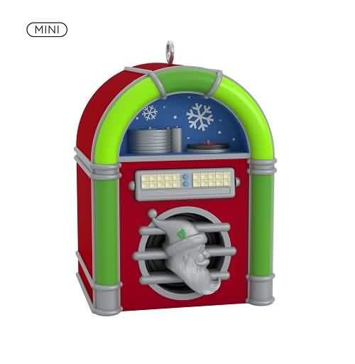 2021 Junior Jukebox Hallmark ornament (QXM8392)