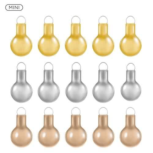 2021 Miniature Ornaments - Elegant Hallmark ornament (QSB6145)