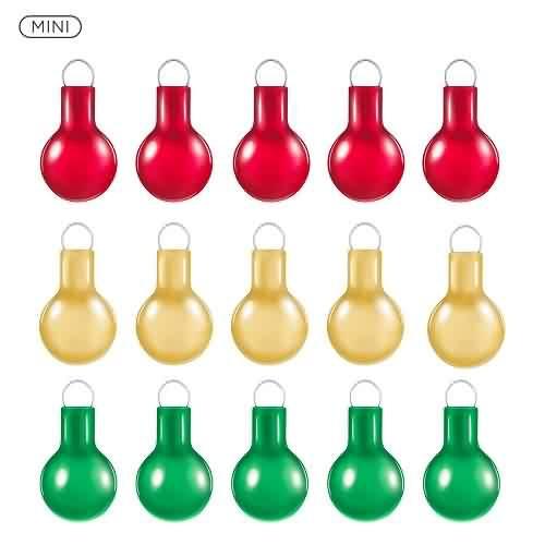 2021 Miniature Ornaments - Festive Hallmark ornament (QSB6142)