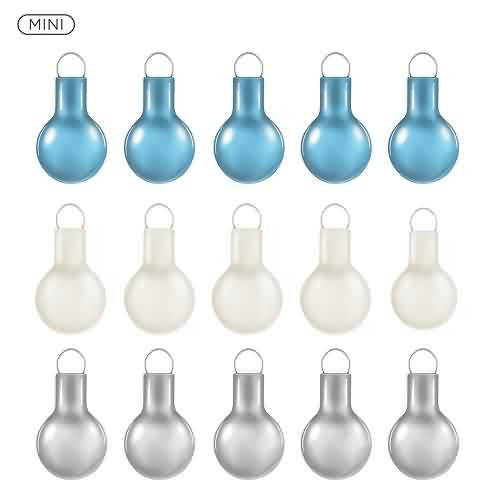 2021 Miniature Ornaments - Whimsical Hallmark ornament (QSB6152)