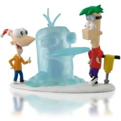 2014 Disney - Phineas and Ferb - Icy-Cool Adventure