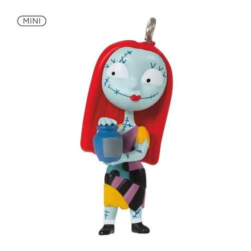 2021 Nightmare Before Christmas - Lil Sally Hallmark ornament (QXM8322)
