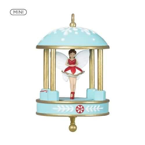 2021 Sugar Plum Fairy Hallmark ornament (QXM8365)